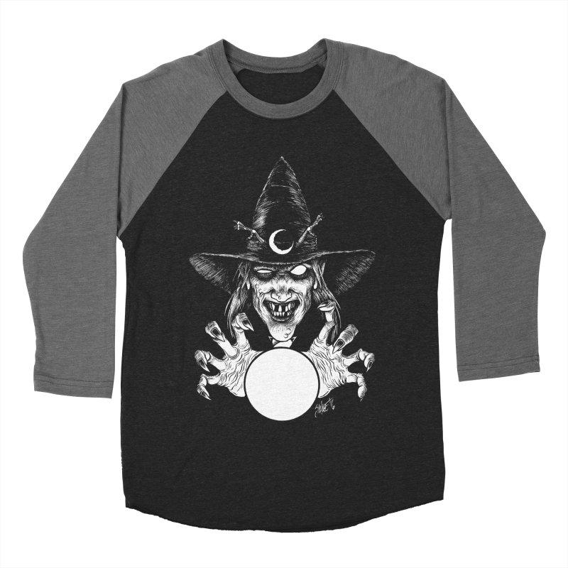 Thaumaturge Women's Baseball Triblend T-Shirt by The Dark Art of Chad Savage