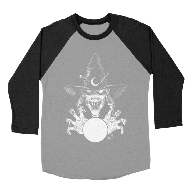 Thaumaturge Men's Baseball Triblend T-Shirt by The Dark Art of Chad Savage