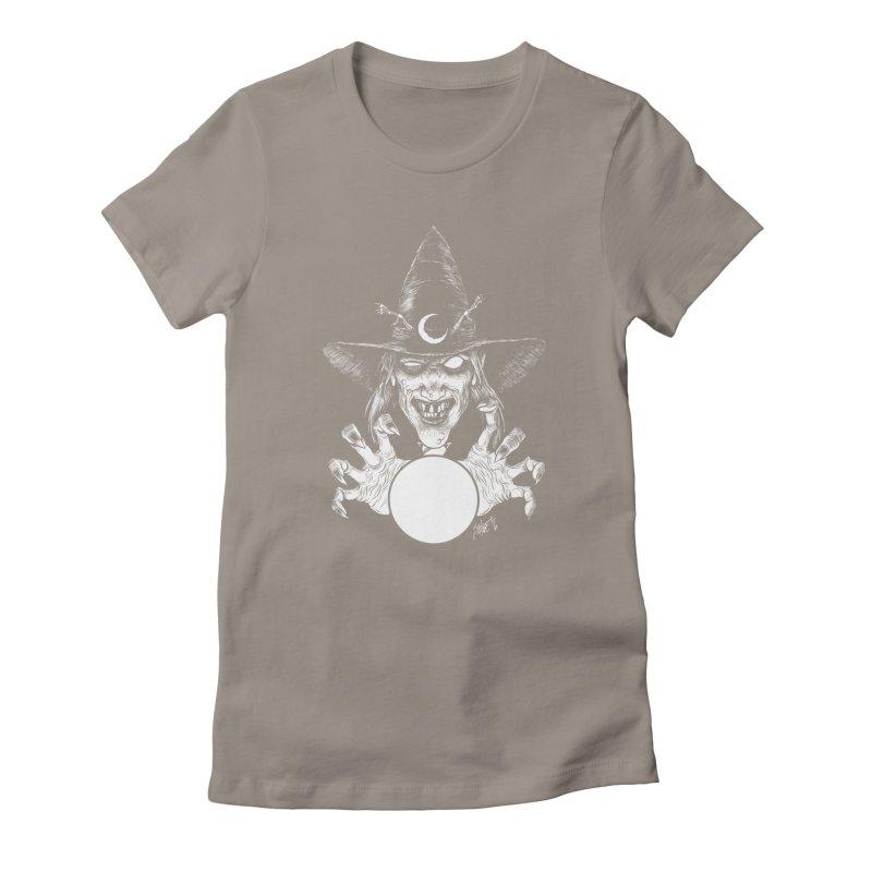 Thaumaturge Women's T-Shirt by The Dark Art of Chad Savage