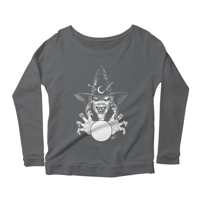 Thaumaturge Women's Scoop Neck Longsleeve T-Shirt by The Dark Art of Chad Savage