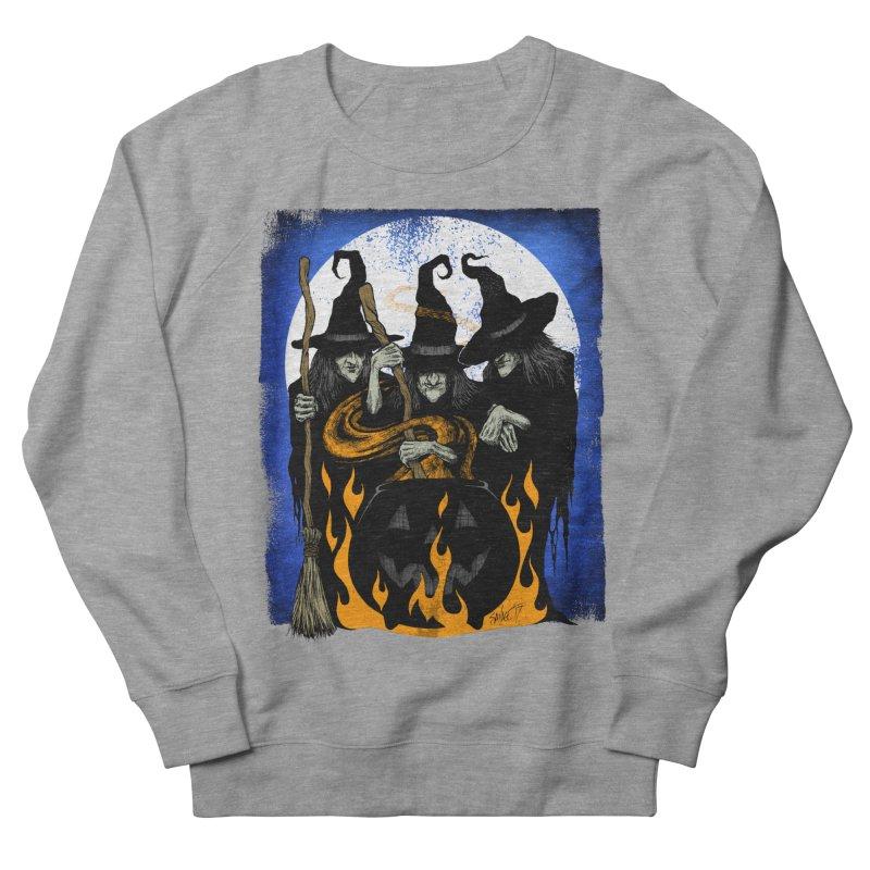 Cauldron Crones Women's Sweatshirt by The Dark Art of Chad Savage