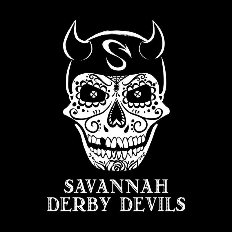 Sugar Skull by Savannah Derby Devils Shop