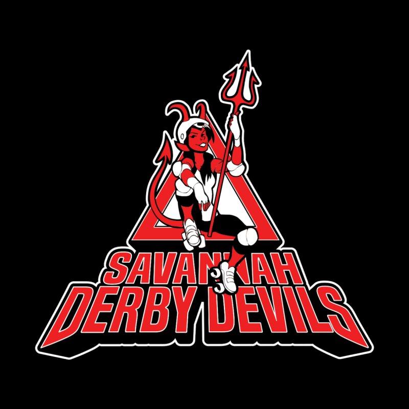 10 Year Anniversary Logo by Savannah Derby Devils Shop