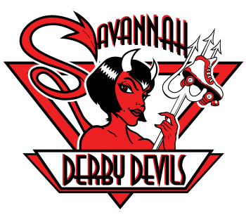 Savannah Derby Devils Shop Logo