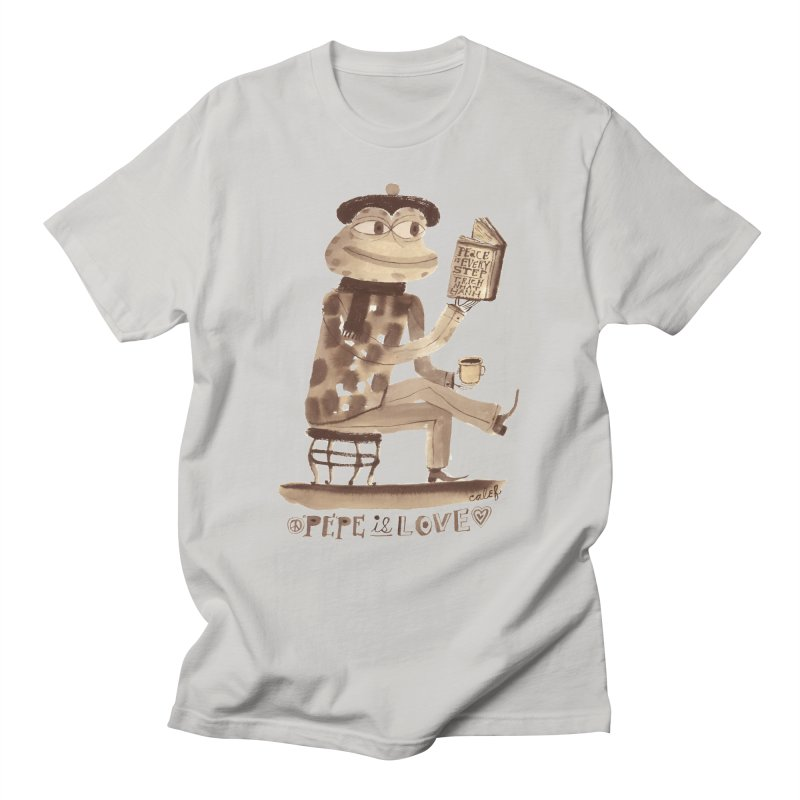 Calef Brown  Men's T-Shirt by Save Pepe