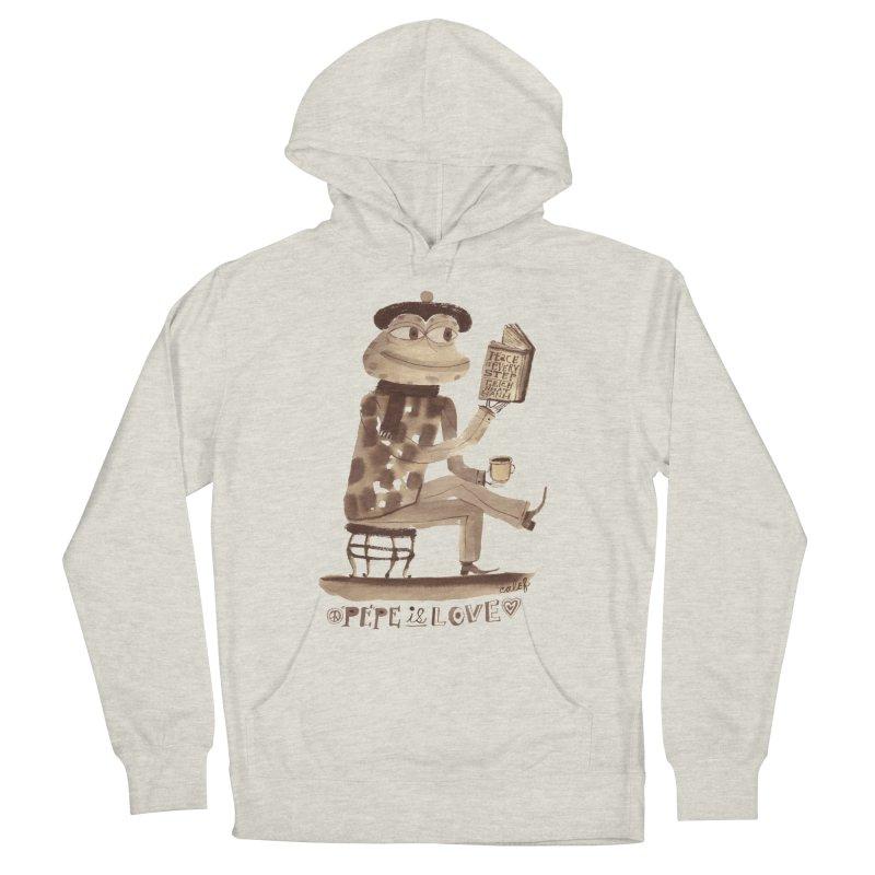 Calef Brown  Men's Pullover Hoody by savepepe's Artist Shop
