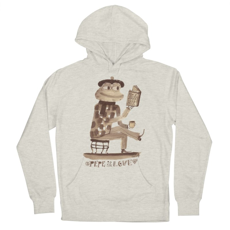 Calef Brown  Men's Pullover Hoody by savepepe's Artist Shop