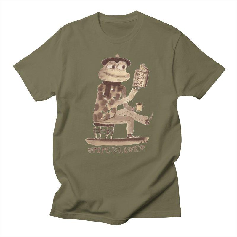 Calef Brown  Women's Regular Unisex T-Shirt by savepepe's Artist Shop