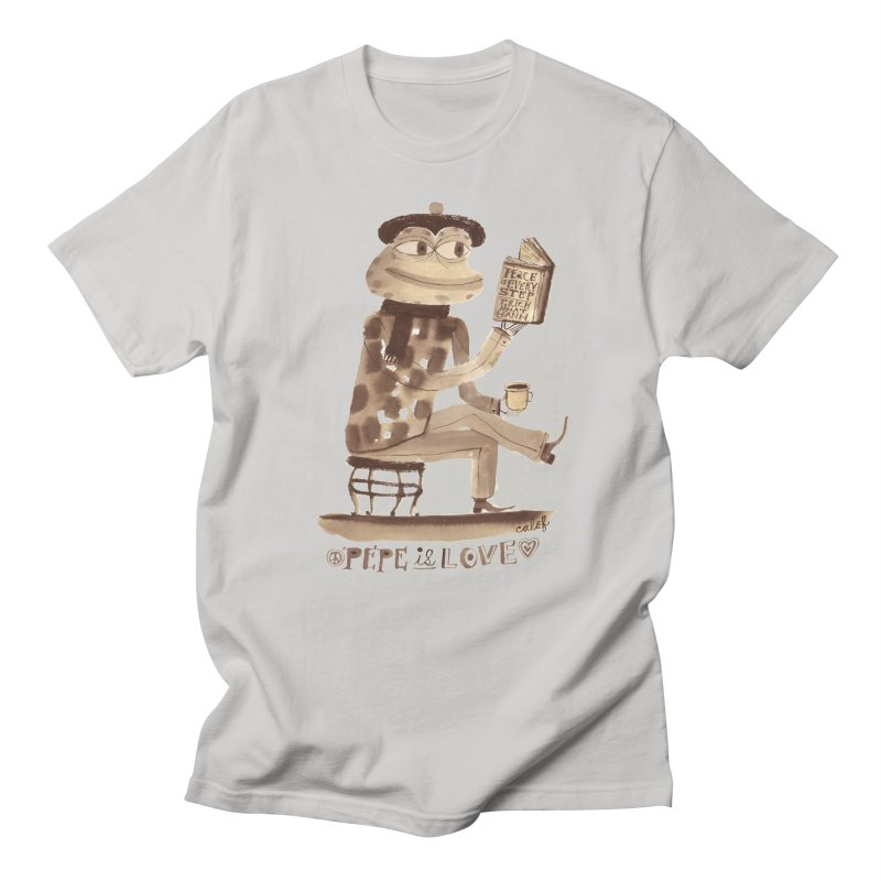 Calef Brown  Men's T-Shirt by savepepe's Artist Shop