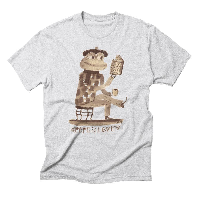 Calef Brown  Men's Triblend T-Shirt by savepepe's Artist Shop
