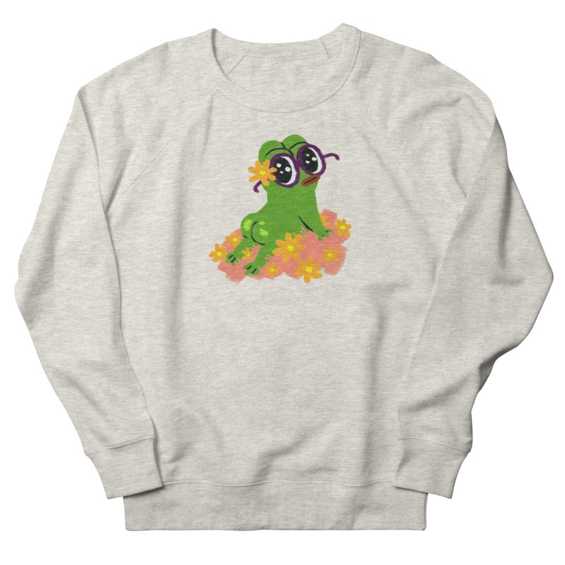 Aiden Jimeno  Men's French Terry Sweatshirt by Save Pepe