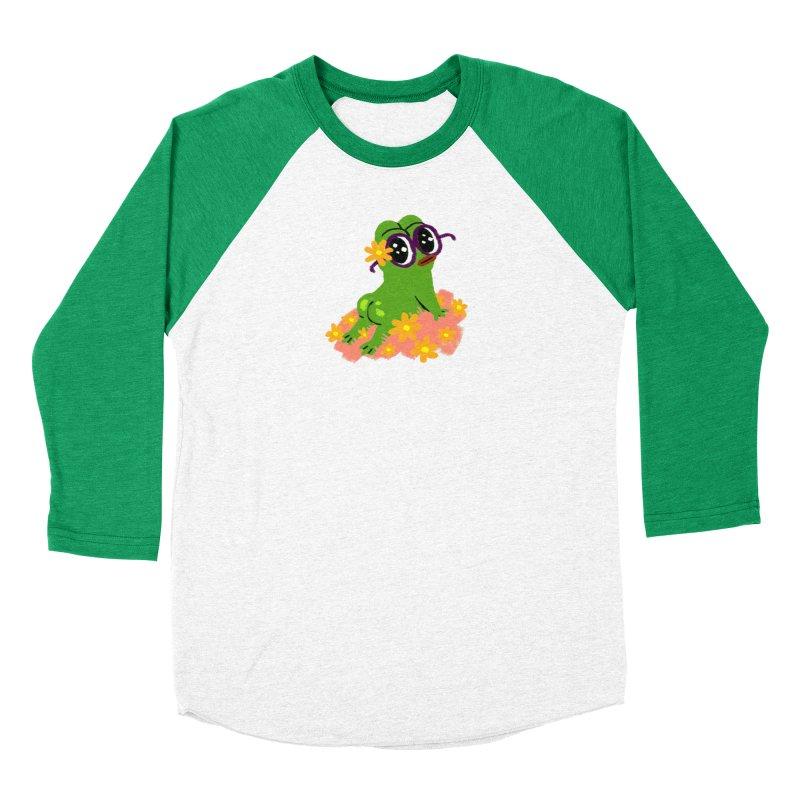 Aiden Jimeno  Women's Longsleeve T-Shirt by Save Pepe