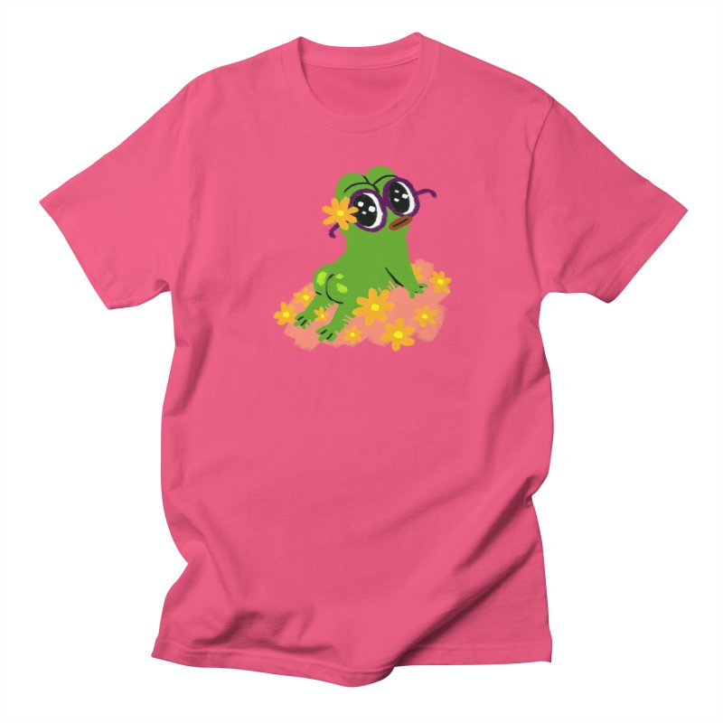 Aiden Jimeno  Women's T-Shirt by Save Pepe