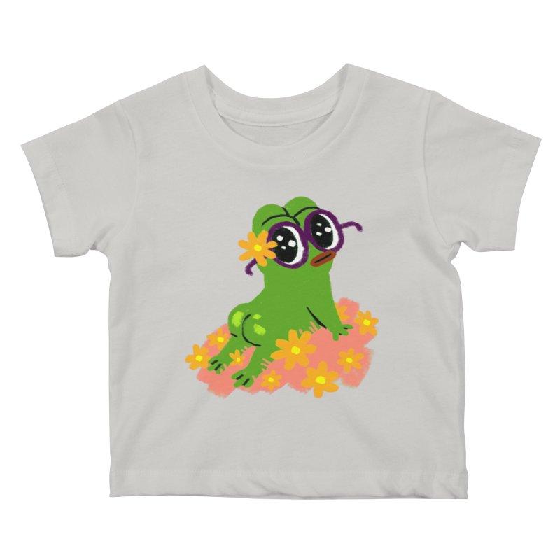 Aiden Jimeno  Kids Baby T-Shirt by savepepe's Artist Shop