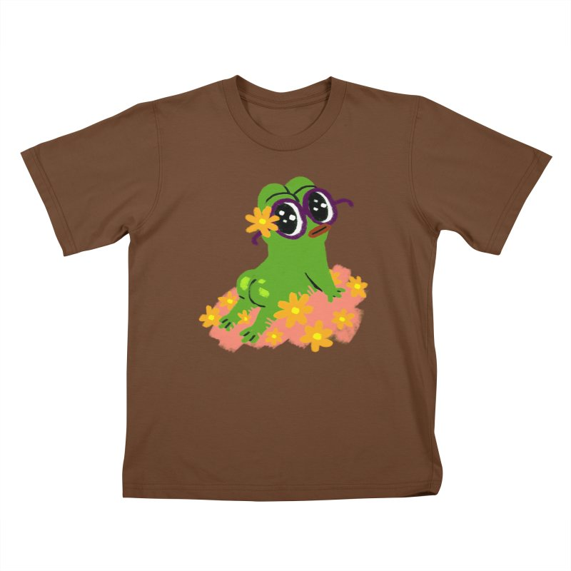 Aiden Jimeno  Kids T-Shirt by savepepe's Artist Shop