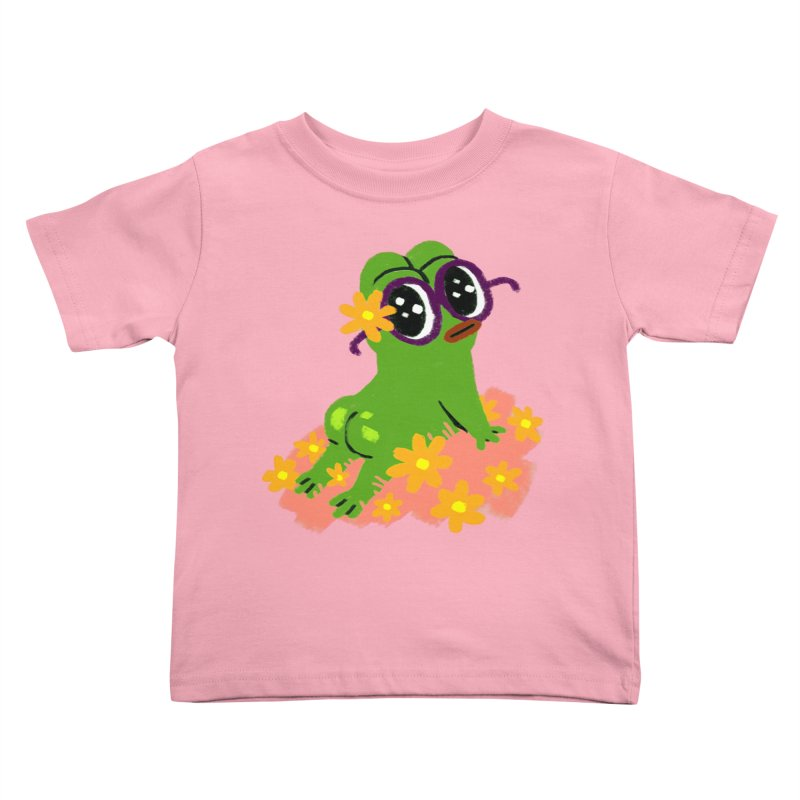 Aiden Jimeno  Kids Toddler T-Shirt by savepepe's Artist Shop