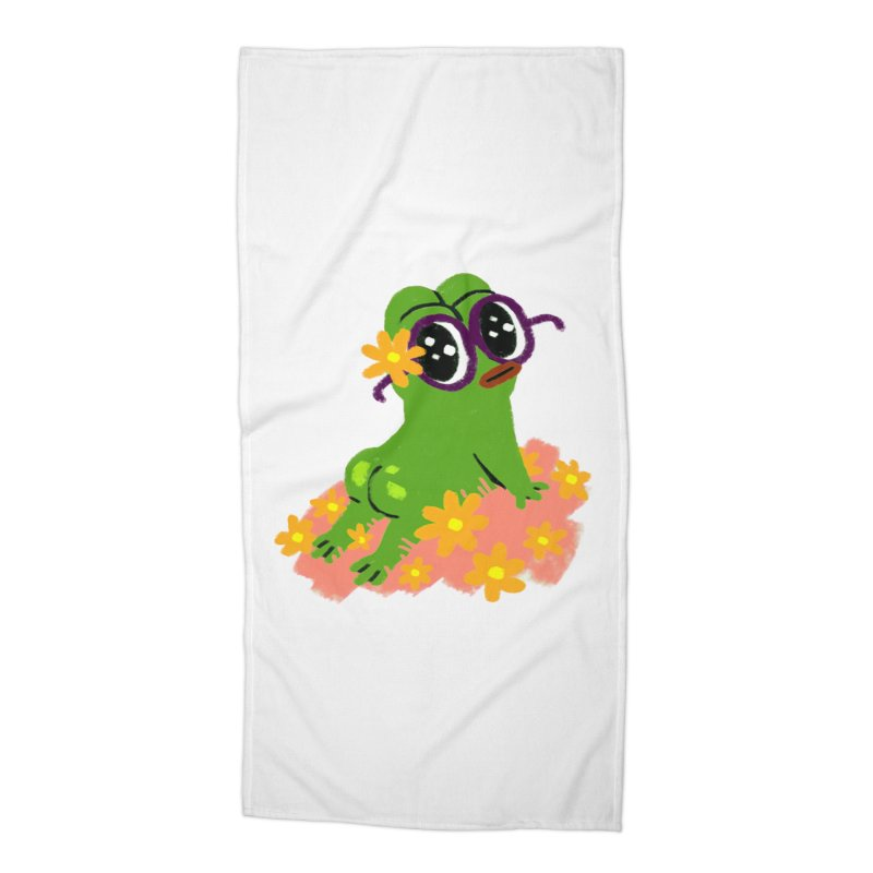 Aiden Jimeno  Accessories Beach Towel by Save Pepe