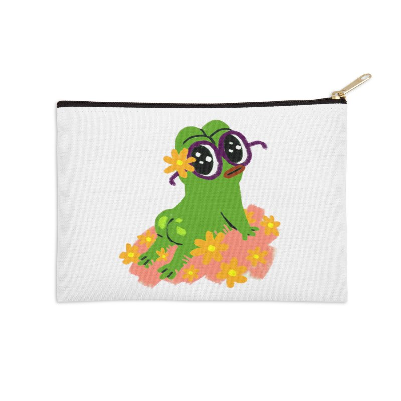 Aiden Jimeno  Accessories Zip Pouch by savepepe's Artist Shop
