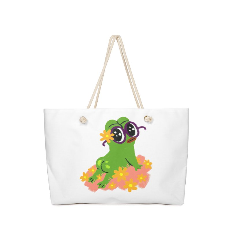 Aiden Jimeno  Accessories Bag by Save Pepe