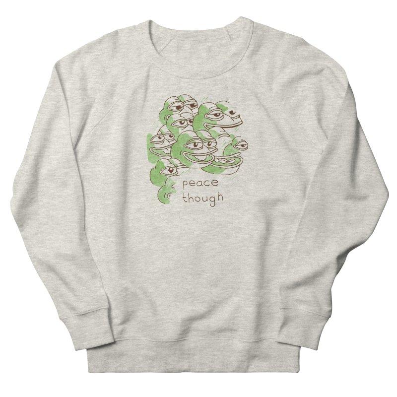 Peter Steineck Men's Sweatshirt by Save Pepe