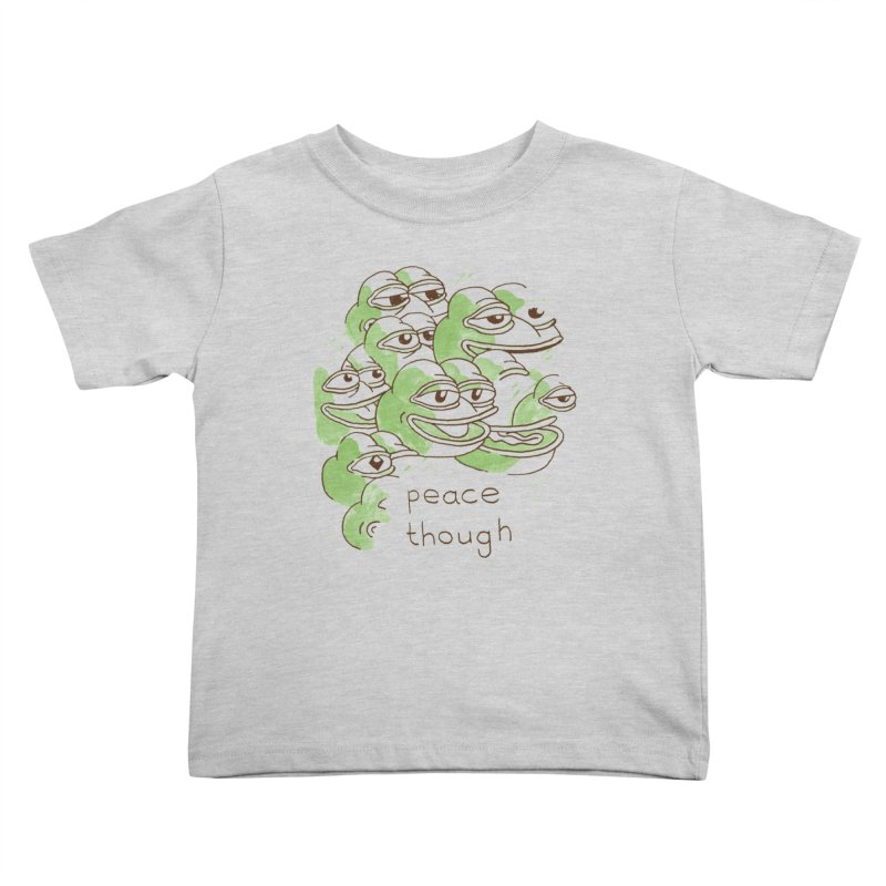 Peter Steineck Kids Toddler T-Shirt by savepepe's Artist Shop