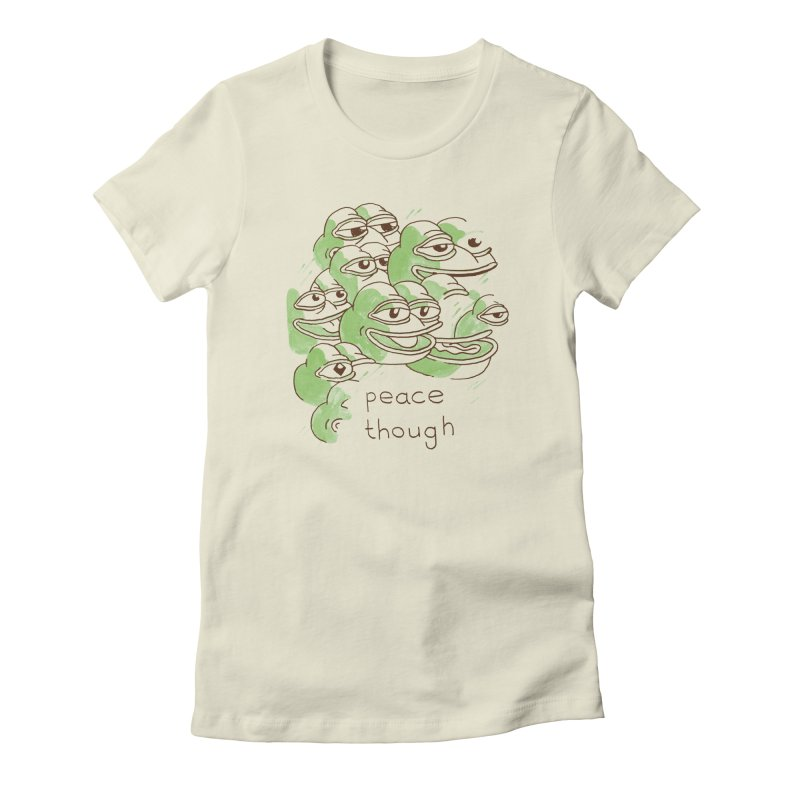 Peter Steineck Women's T-Shirt by Save Pepe