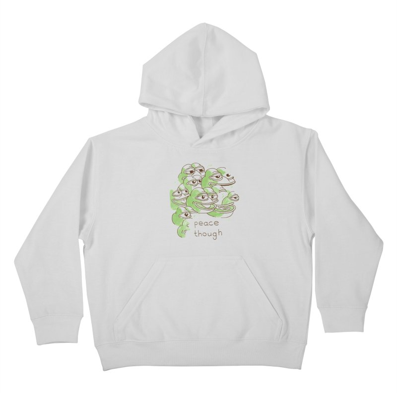 Peter Steineck Kids Pullover Hoody by savepepe's Artist Shop