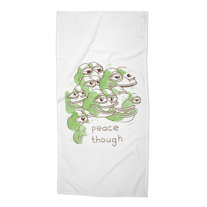 Peter Steineck Accessories Beach Towel by savepepe's Artist Shop