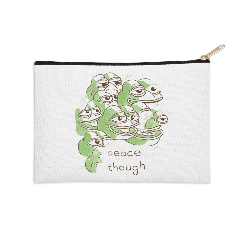 Peter Steineck Accessories Zip Pouch by savepepe's Artist Shop