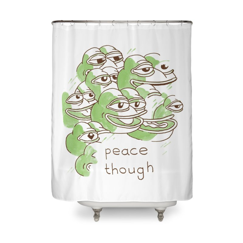 Peter Steineck Home Shower Curtain by Save Pepe
