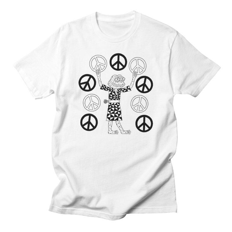 Matt Leines Men's T-Shirt by Save Pepe