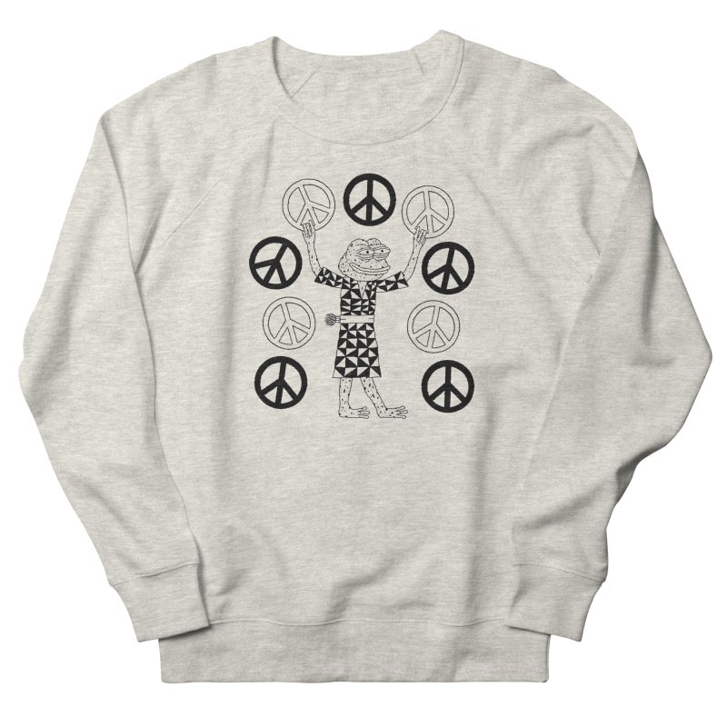 Matt Leines Women's French Terry Sweatshirt by savepepe's Artist Shop