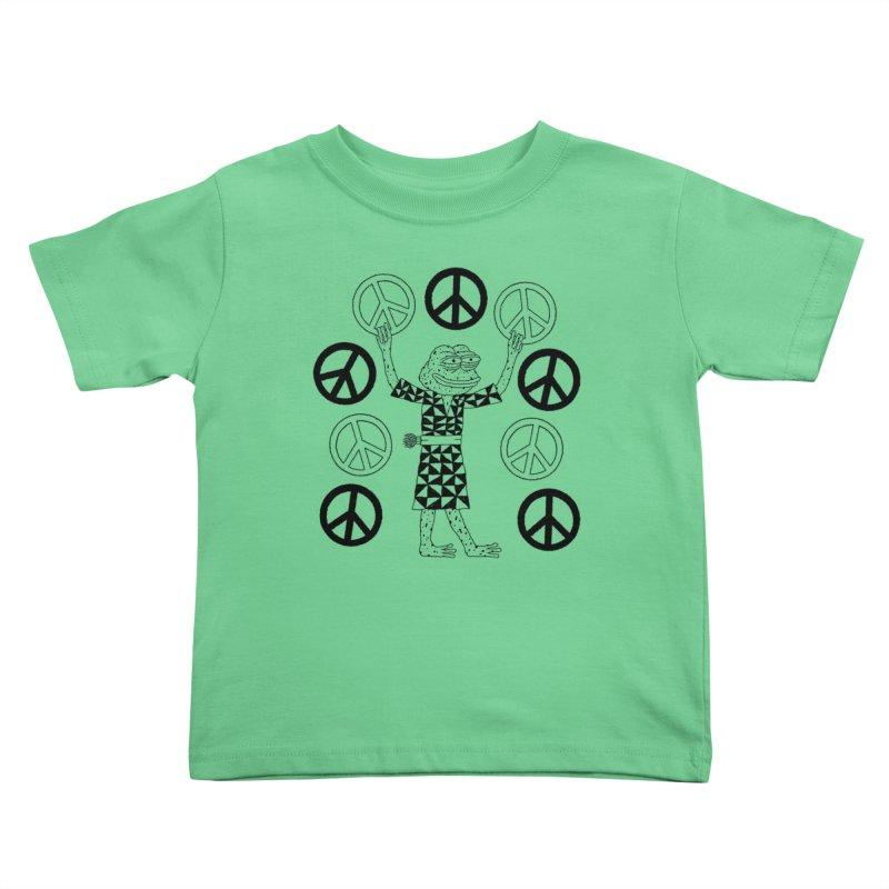 Matt Leines Kids Toddler T-Shirt by savepepe's Artist Shop