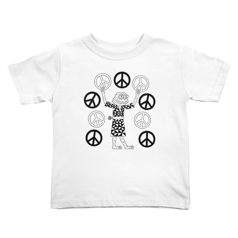 Matt Leines Kids Toddler T-Shirt by savepepe's Artist Shop