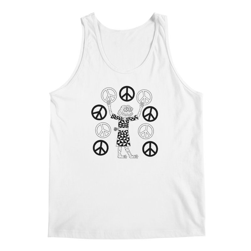 Matt Leines Men's Regular Tank by savepepe's Artist Shop