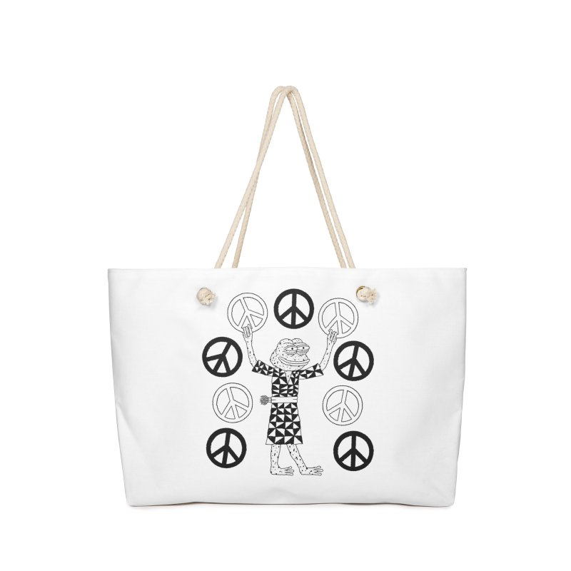 Matt Leines Accessories Bag by Save Pepe