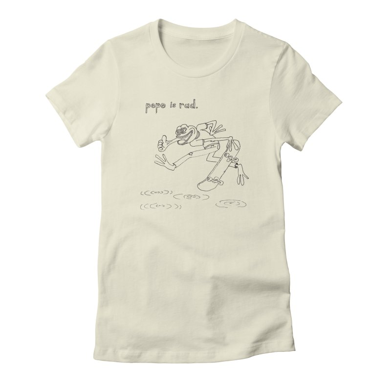 Women's None by Save Pepe