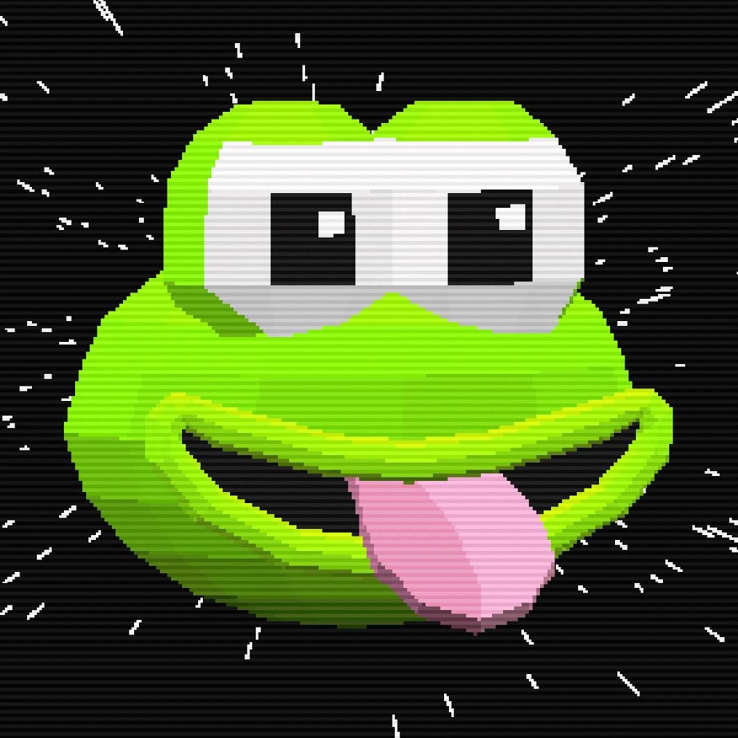 Save Pepe Logo