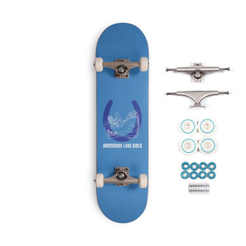 Horseshoe Lake Girls Accessories Complete - Basic Skateboard by