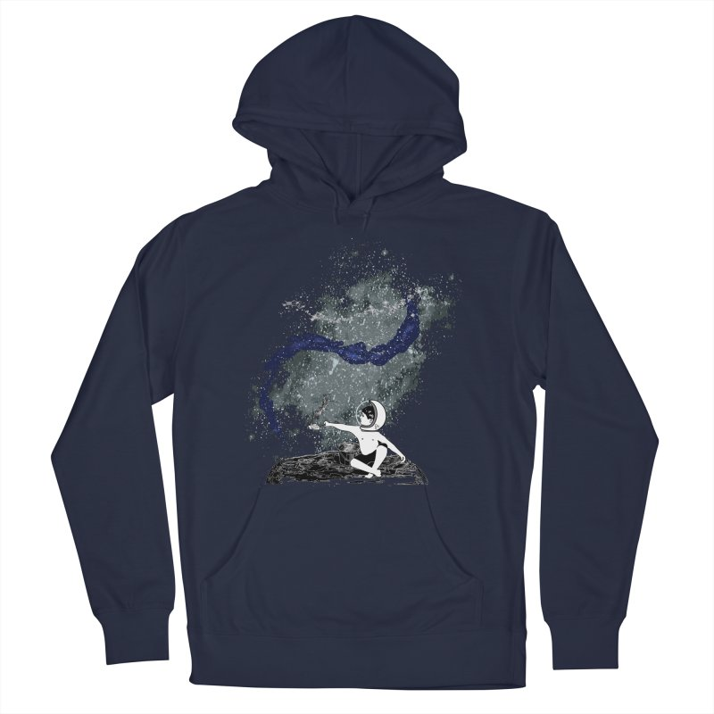 Stardust Boy Men's Pullover Hoody by