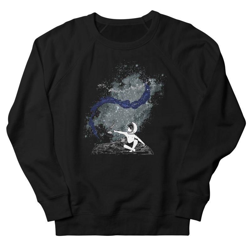 Stardust Boy Men's French Terry Sweatshirt by