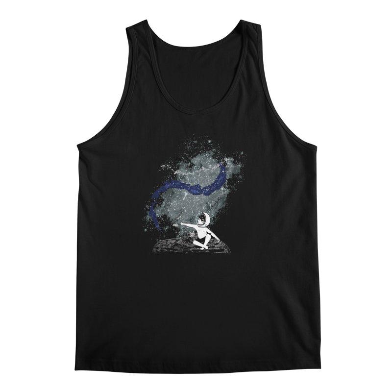 Stardust Boy Men's Regular Tank by