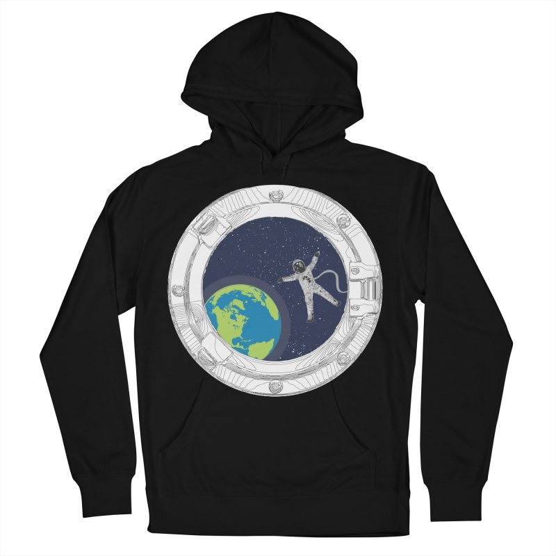 Spaceship Portal Men's Pullover Hoody by
