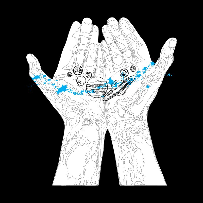 Universe Hands by