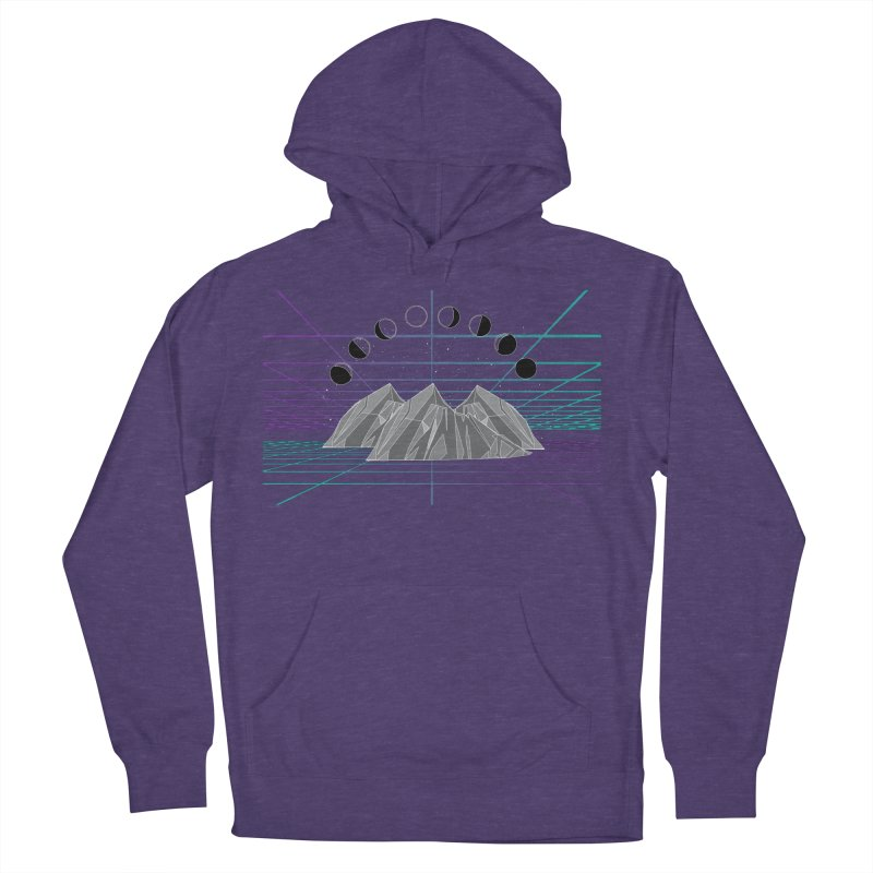 Wireframe World Men's Pullover Hoody by