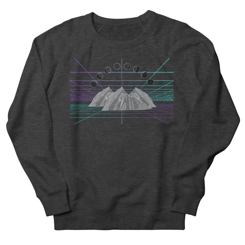Wireframe World Women's French Terry Sweatshirt by