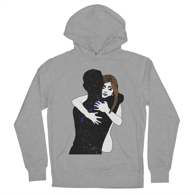 Galaxy Hug Women's Pullover Hoody by
