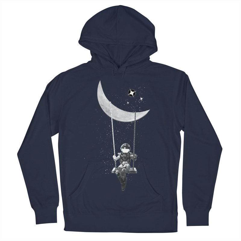 Star Swing Women's French Terry Pullover Hoody by