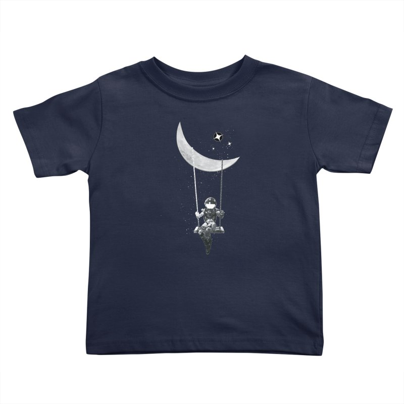 Star Swing Kids Toddler T-Shirt by