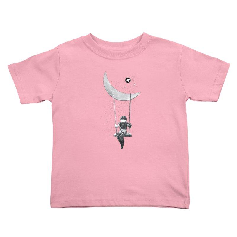 Star Swing Kids Toddler T-Shirt by
